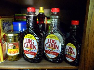Log Cabin Syrup