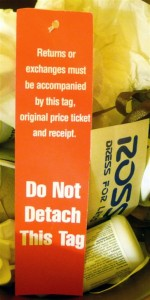 Do Not Detach This Tag