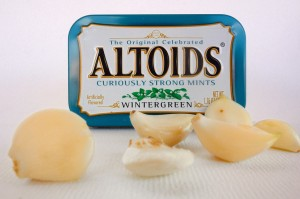 Is the time right for garlic Breath Mints ?