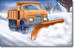The Ohio Mailbox and The Snow Plow