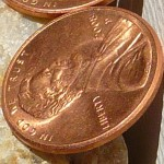 a penny