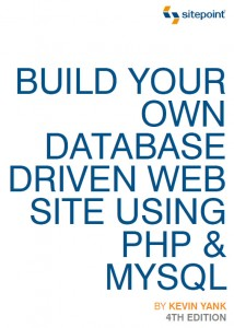 Build Your Own Database Driven Web Site
