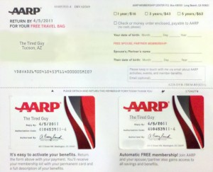Help Save the Environment – DON'T Join AARP